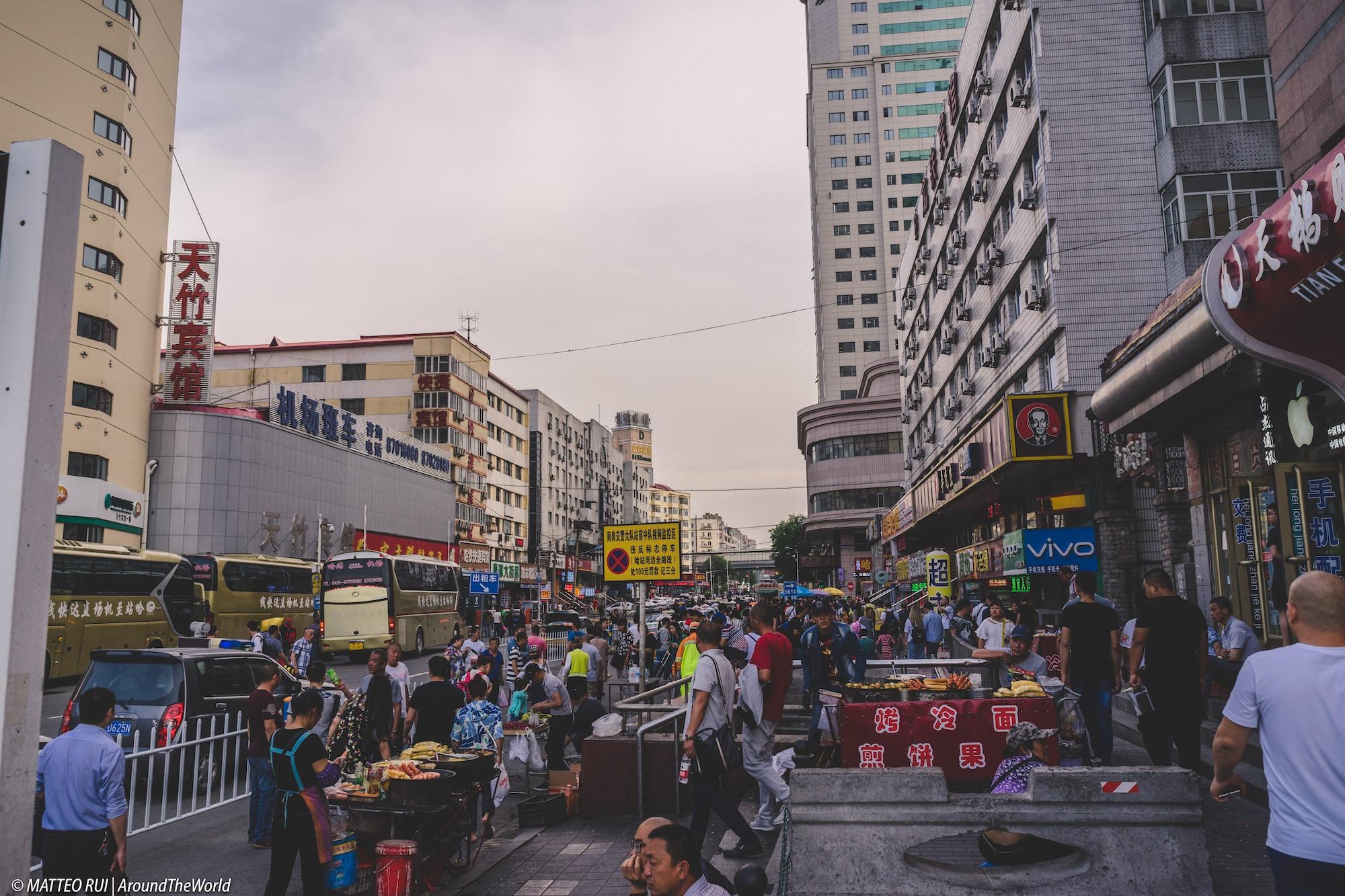 Un (quasi) bus per la Cina
