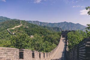 """Una """"passeggiata"""" sulla Muraglia Cinese"""