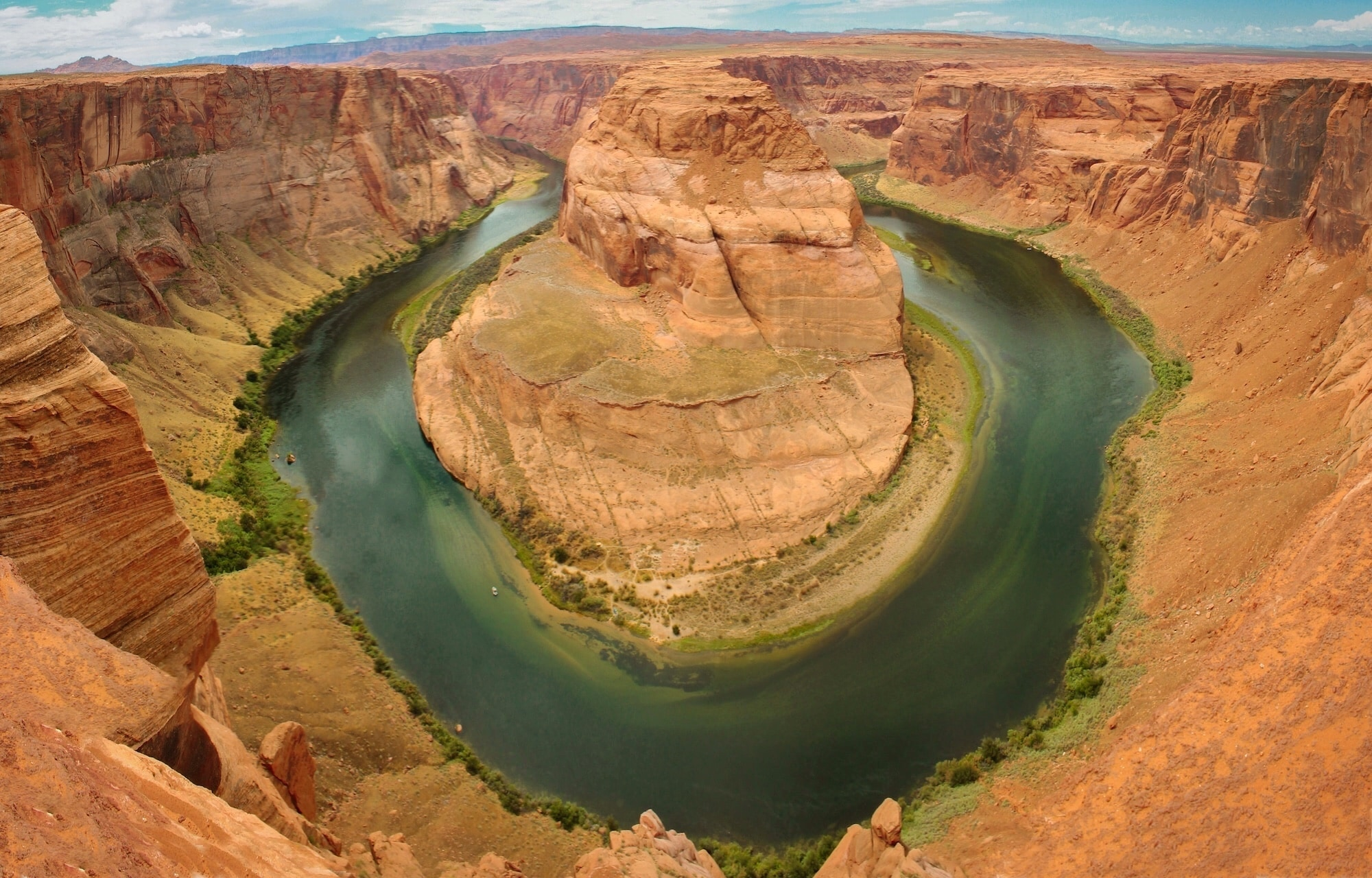 Lake Powell, tra Utah e Arizona