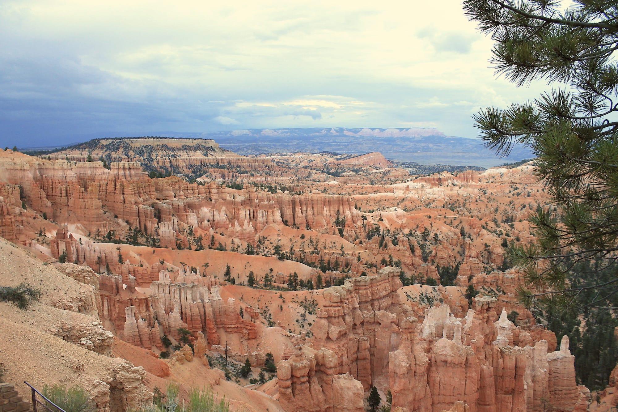 Attraverso il Bryce Canyon