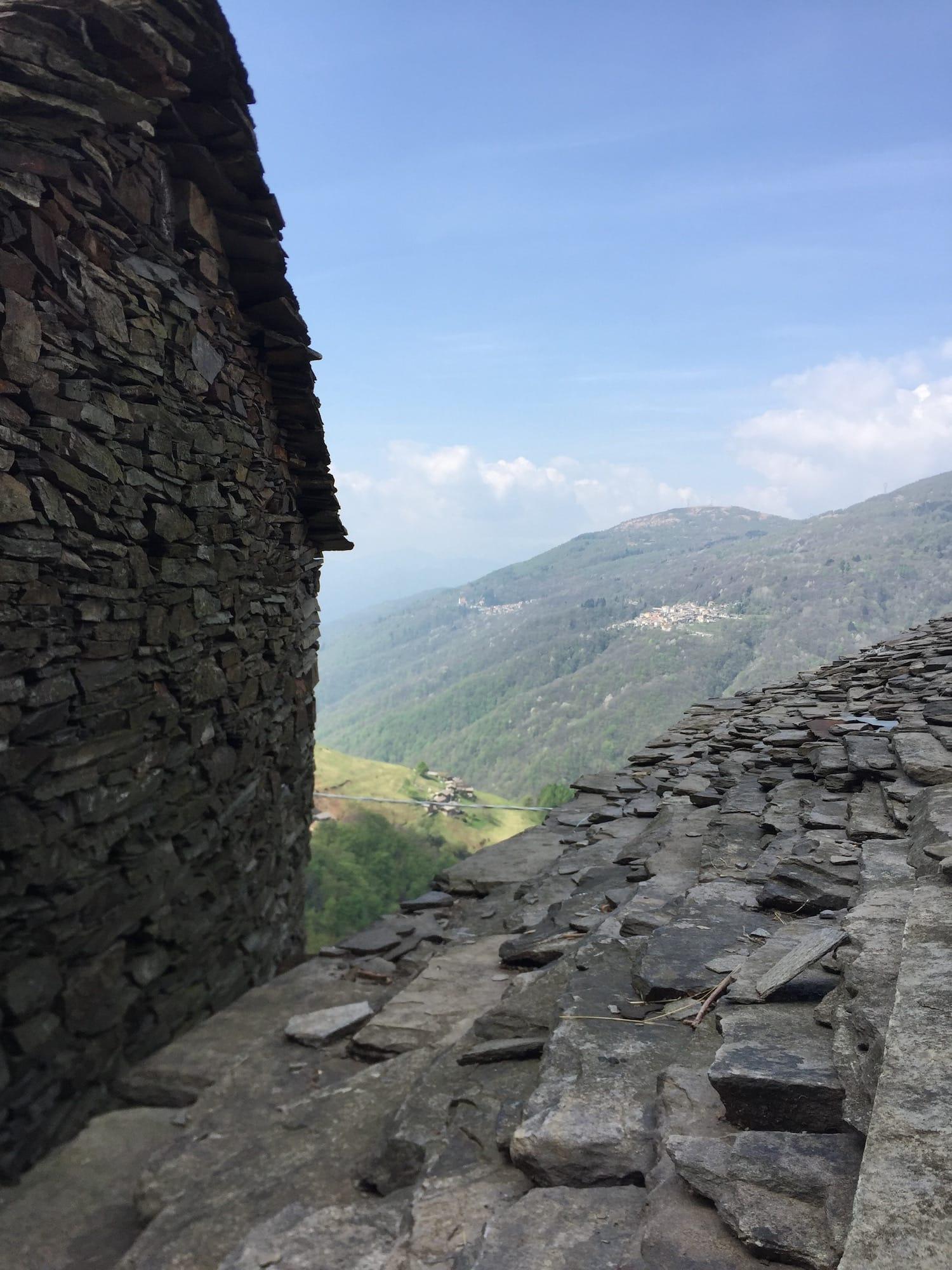 Monteviasco e i Mulini di Piero, una gita in montagna