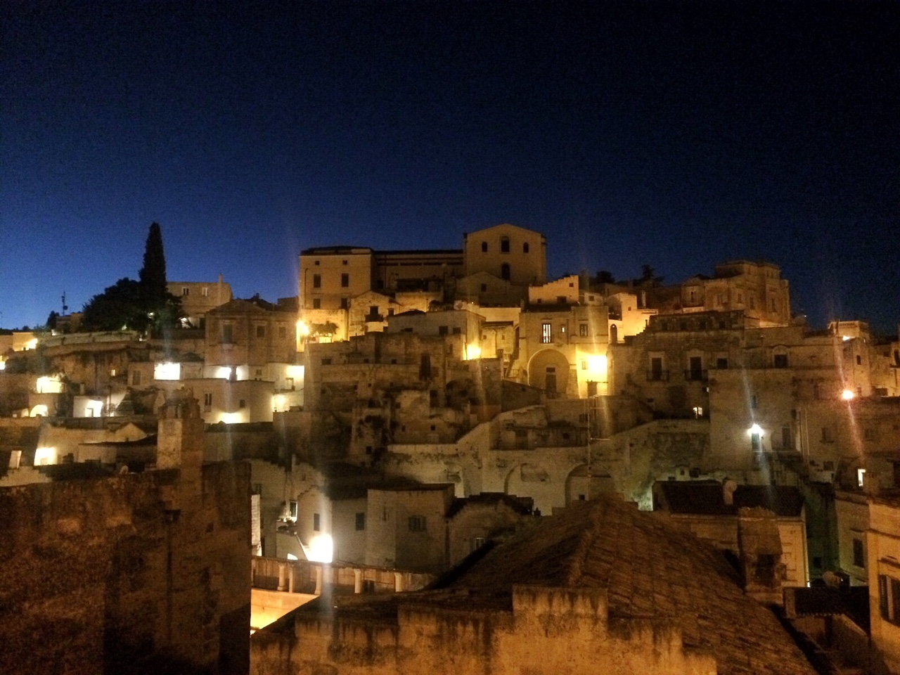Matera on the Rocks