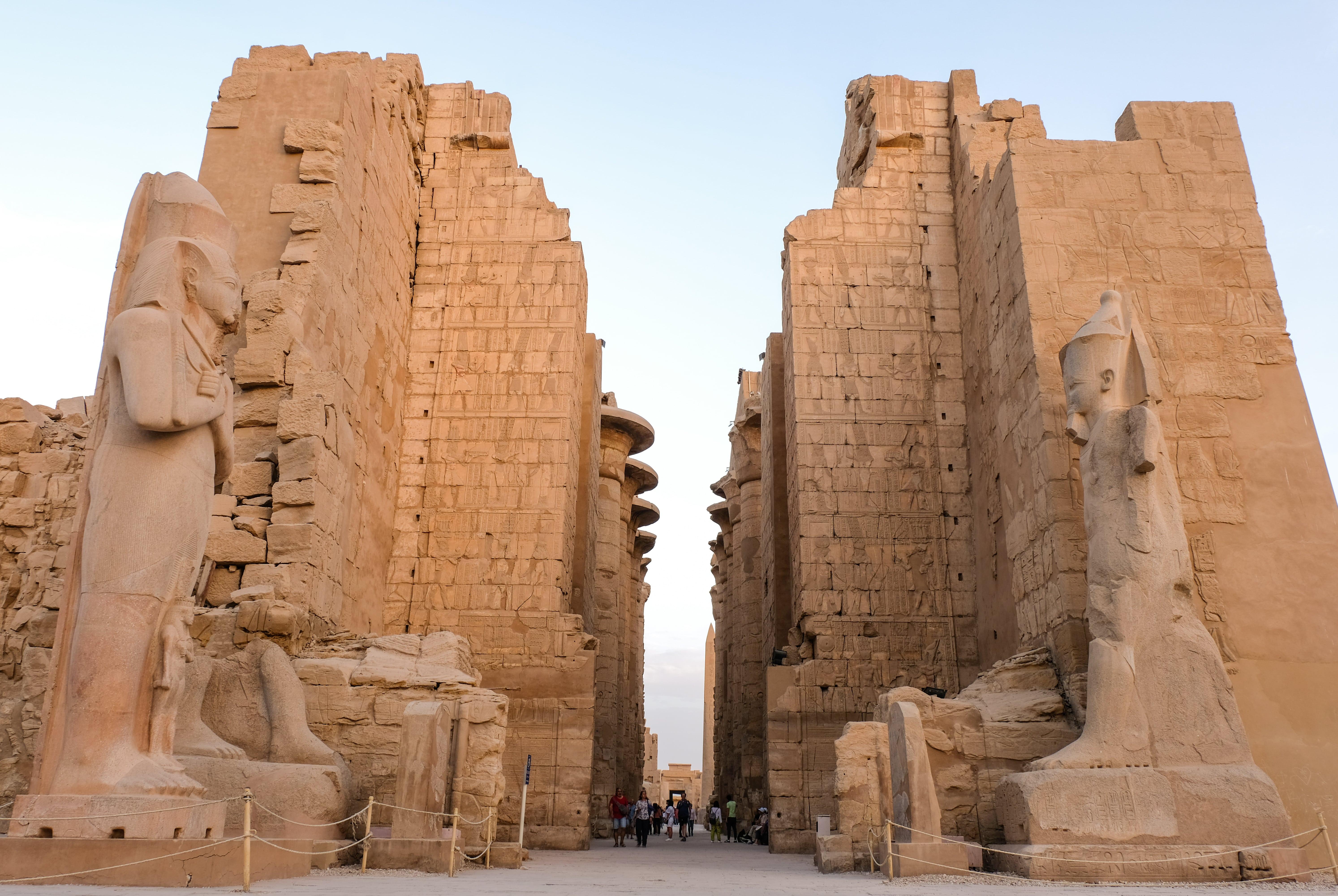 Luxor: l'Aldilà al di là del Nilo
